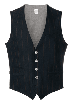 Eleventy classic vest - Blue