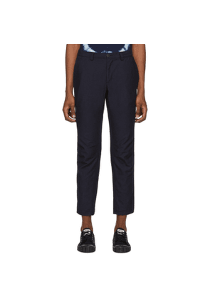 Blue Blue Japan Indigo Farmer Trousers