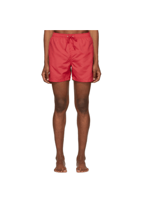 Norse Projects Red Hague Swim Shorts