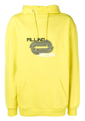 Filling Pieces Arrows hoodie - Yellow