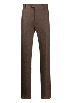 Brunello Cucinelli classic chinos - Brown