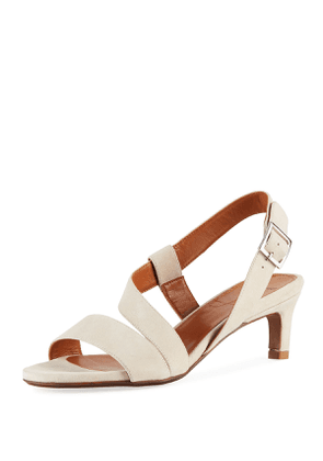 Tana Strappy Suede Sandals