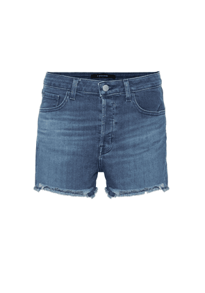 Gracie denim shorts