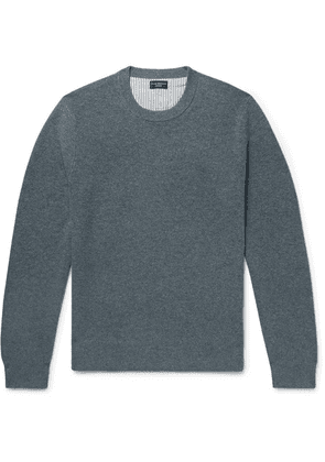 Club Monaco - Ribbed Cashmere Sweater - Charcoal