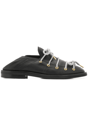 Coliac lace-up loafers - Black