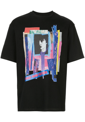 Christian Dada Past now future T-shirt - Black