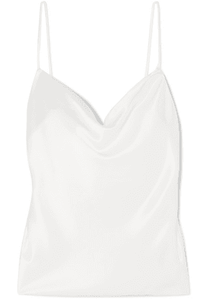 Galvan - Whiteley Satin Camisole - Ivory