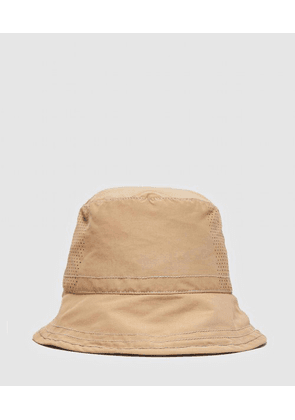 NYLON TAFFETA BUCKET HAT