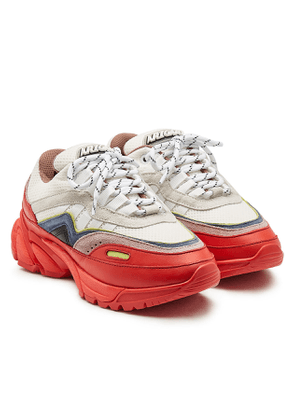 Axel Arigato Demo Runner Sneakers with Leather and Mesh