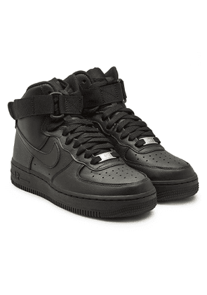Nike Air Force 1 High Leather Sneakers