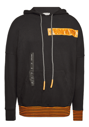Palm Angels Recovery Embellished Cotton Hoody