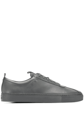 Grenson classic lo-top sneakers - Grey