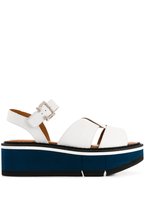 Clergerie Adelaide sandals - White