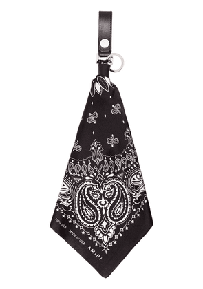 Amiri bandana key ring - Black