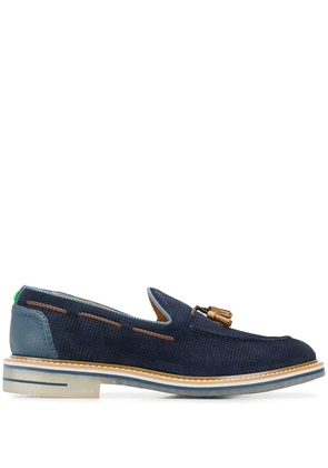 Brimarts classic loafers - Blue
