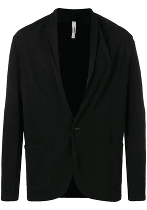 Attachment oversized blazer - Black