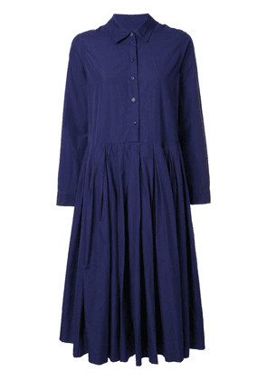 Casey Casey Helayanne shirt dress - Blue