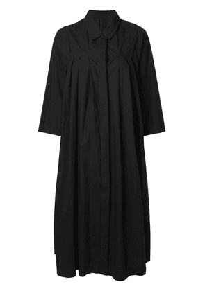 Casey Casey Charlotte oversized shirt dress - Black