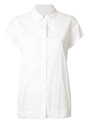 Casey Casey Chloe short sleeve shirt - White