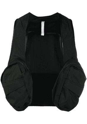 Cottweiler Journey vest - Black