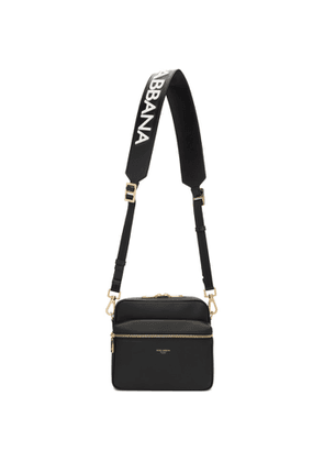 185a03b7811 DOLCE AND GABBANA King Crest Cross Body Bag | MILANSTYLE.COM
