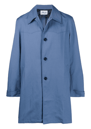 Band Of Outsiders three button summer mac - Blue