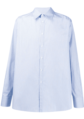 Valentino striped shirt - Blue