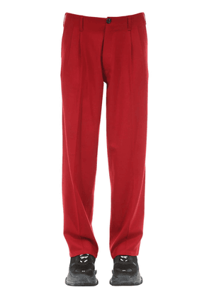 Tailored Japanese Wool Trousers