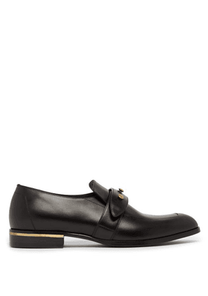 Dunhill - Duke Leather Loafers - Mens - Black