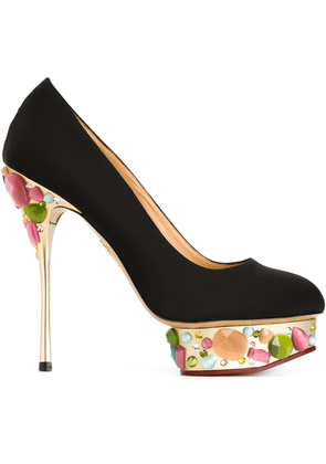 Charlotte Olympia 'Dolly' pumps - Black