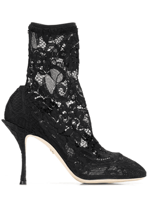 Dolce & Gabbana Coco ankle boots - Black