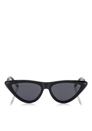SPARK Grey Fashion Sunglasses with Black Frame