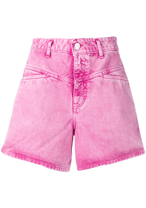 Closed Worker 85' shorts - Pink