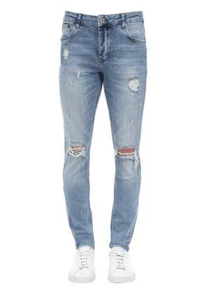 14cm Taylor Cotton Blend Denim Jeans