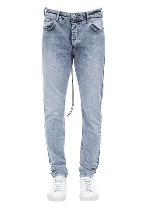 14cm Essential Cotton Blend Denim Jeans