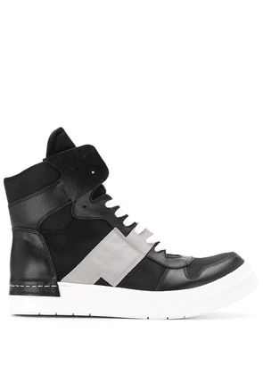 Cinzia Araia high-top sneakers - Black