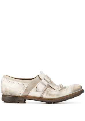 Church's buckle detail loafers - Neutrals