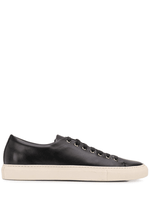 Buttero classic lace-up sneakers - Black