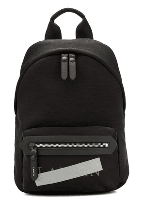 Lanvin Censored logo backpack - Black