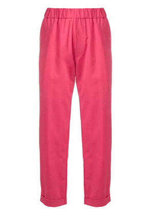 Barena tailored cropped trousers - Pink