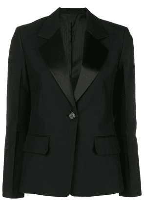 Helmut Lang classic single-breasted blazer - Black