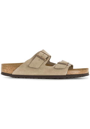 Birkenstock double-strap sandals - Neutrals