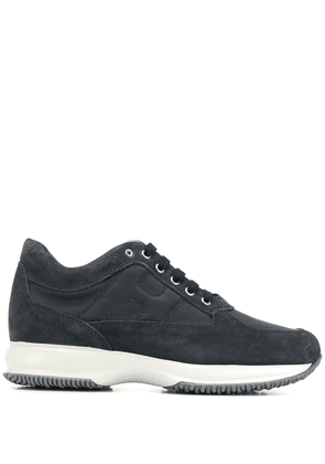 Hogan lace-up sneakers - Blue