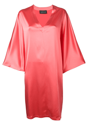 Gianluca Capannolo loose fitting dress - Pink
