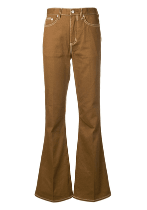 Eytys Oregon Twill trousers - Brown