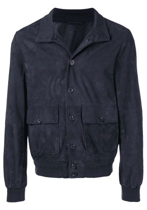 Altea fitted jacket - Blue