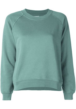 Anine Bing Isabel sweatshirt - Green