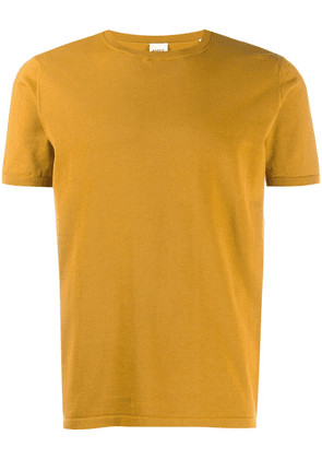 Aspesi classic fitted T-shirt - Yellow