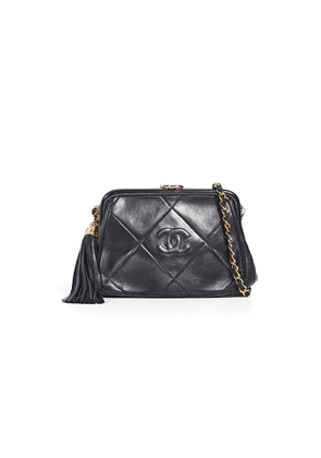 63f9321175e7 What Goes Around Comes Around Chanel Kiss Lock Mini Bag