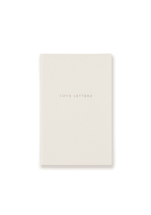 Smythson Love Letters Poetry Book